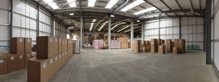 Warehouse - improv